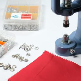 - 10,5 mm Ortası Boş Gömlek Çıtçıtı / Klikıt çıtçıt Montaj Kalıbı (1)