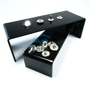12,5 mm snap fastener spare package (without tool)