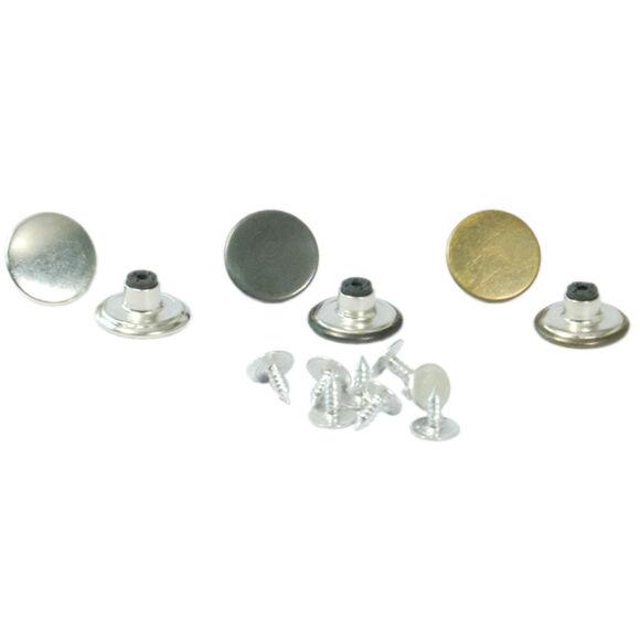 14 mm Kot Düğmesi / Aparatsız Malzeme Paketi