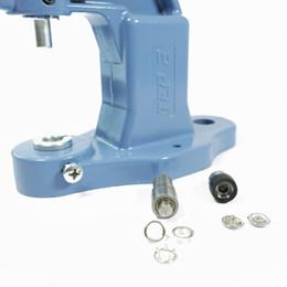 7,5 mm hollow prong snap fastener die set - Thumbnail