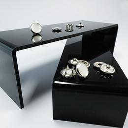 9,5 mm pearl snap fastener die set - Thumbnail