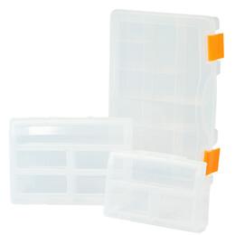 Bölmeli Plastik Kutu - Thumbnail