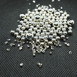 Çakma İnci Boncuk - Gümüş Kit - Thumbnail