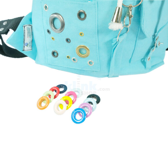 Colored eyelets spare packs (without tool)