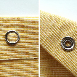 - Delikli Çıtçıt 10,5 mm - Aparatsız (1)