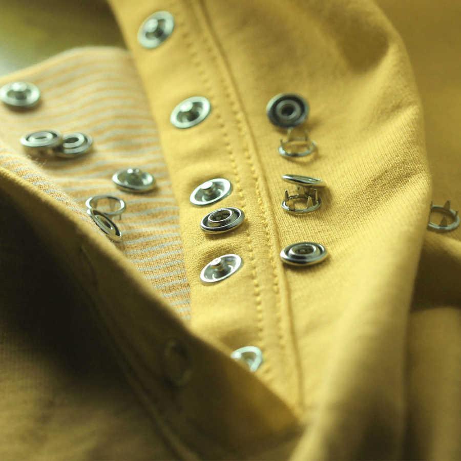 Delikli Çıtçıt 10,5 mm - Aparatsız