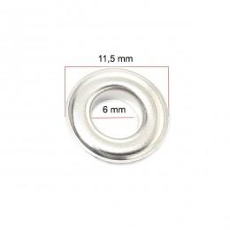 Eyelet 6 mm (No.4) - Thumbnail