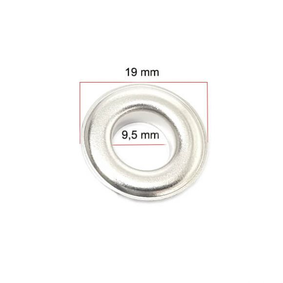 Eyelet 9,5 mm (No.24)