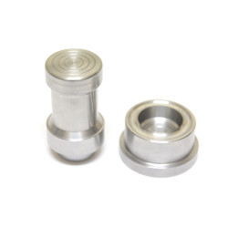 Eyelet and Grommet easy application tool (by hammering) - 28 mm - Thumbnail