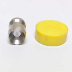 Eyelet and Grommet hole punching tool (by hammering) - 40 mm - Thumbnail