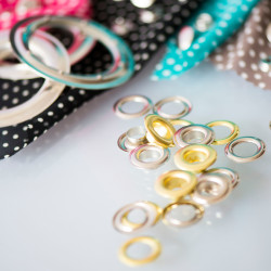 Eyelets and grommets easy application kit-8,5 mm - Thumbnail