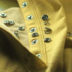 - Ortası Boş Çıtçıt Seti -10,5 mm / Klikıt Çıtçıt