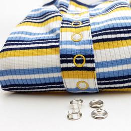 - İçi Boş Gömlek ve Bebe Çıtçıtı 9,5 mm / Aparatsız