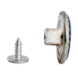 Jeans Button - 14 mm (without tool) - Thumbnail