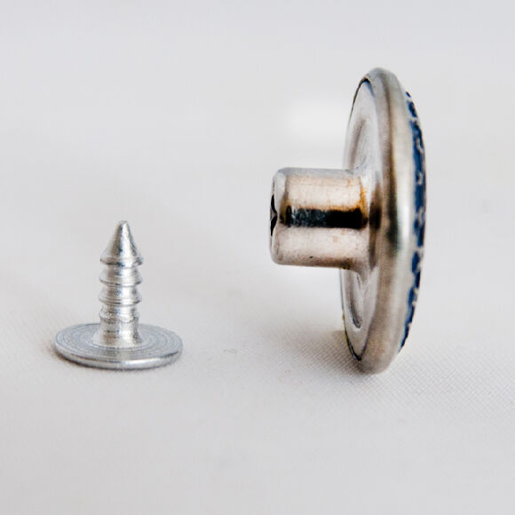 Jeans Button - 17 mm (without tool)