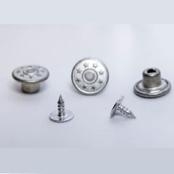 Jeans Button fastening die sets for press machines - Thumbnail
