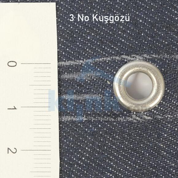 Kuşgözü 5 mm (NO.3)