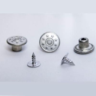 Pres makinesi için Kot Düğmesi Montaj Kalıpları