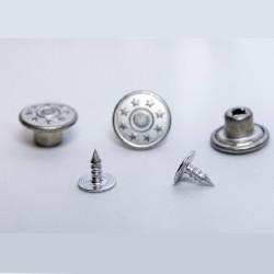- Makine ve El Presi için Kot Düğmesi Kalıpları