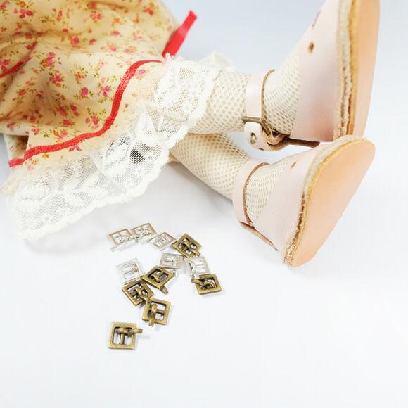 Mini Ayakkabı Tokası