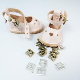 - Mini Ayakkabı Tokası