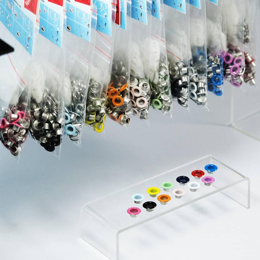 Renkli Kuşgözü Paketleri - Uygulama Aparatsız