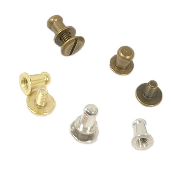 Screw rivets