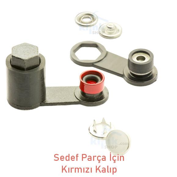 Sedefli Çıtçıt Kiti -10,5 mm