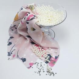 Smart pearl fastening kit - Ecru color - Thumbnail