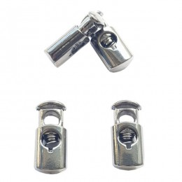 Spring cord lock, one hole - Small sized - Thumbnail