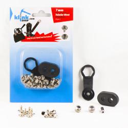 Tubular Rivets Easy Application Kit - 7 mm - Thumbnail